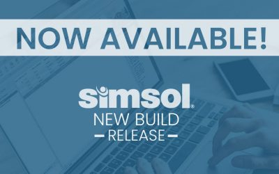 The Latest Simsol Build Release is Now Available