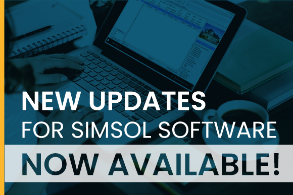 New Updates for Simsol Software Now Available