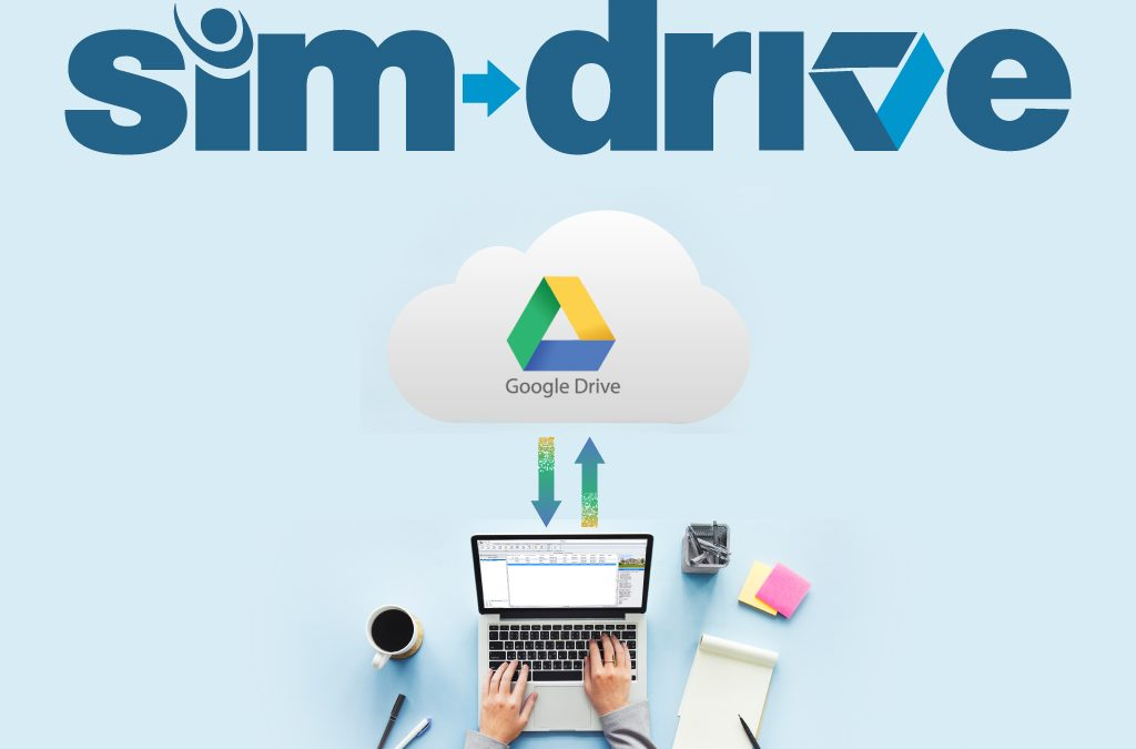 Introducing Simdrive: a New Claim Google Back-Up Solution